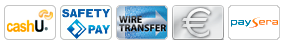 For Paysera or Wire Transfer